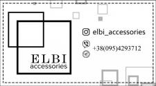 Визита для интернет магазина кожаных аксессуаров