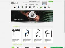 Продвижение крупного интернет магазина Didi