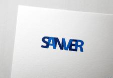 """Логотип ЗАО """"SANVER"""""""
