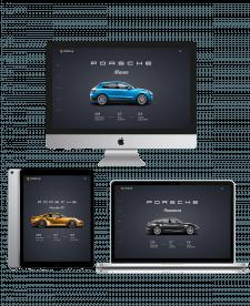 WEB-WORLD   Porsche