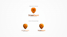 Logo Stone Craft