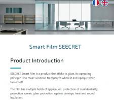 SEECRET Smart Film