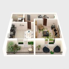 Планировки квартир