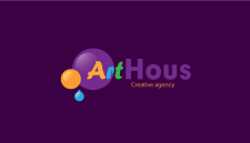 "Logo for creative agency ""ArtHous"""