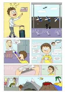 Информационно-юмористически комикс