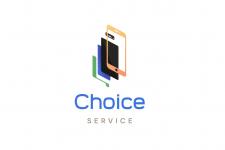 Логотип сервисного центра «Choice-Service»