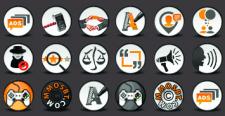 Набор иконок