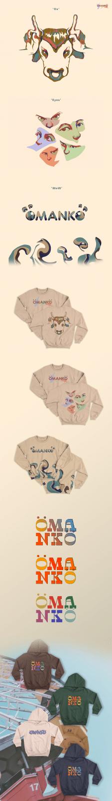 Принты для OMANKO