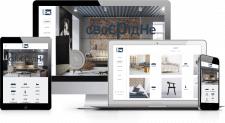 Сайт-каталог салона дизайнерской мебели Svoeridne