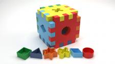 Детский кубик