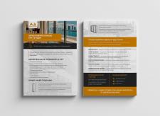 Дизайн коммерческого предложения АВД Груп