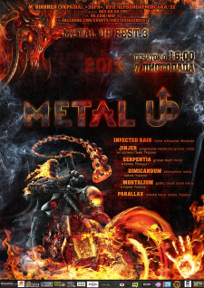 Billboard - Metal UP Fest3