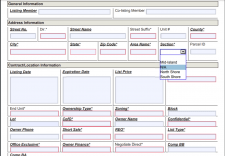 Преобразование PDF в заполняемую форму