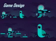 Дизайн гри та песонажів