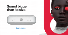 Banner for Beats Pill
