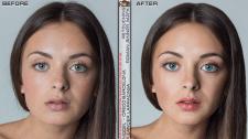 Портретная ретушь (Portrait retouching v.01)
