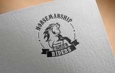 Logo for young riders