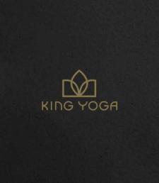 Лого king yoga
