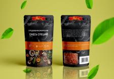 Дизайн упаковки средиземноморских специй