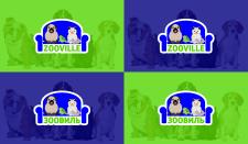 Лого для зоомагазина Zooville