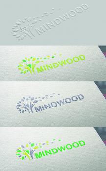 Логотип для сайту MINDWOOD