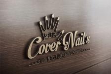 Фирменный стиль для компании CoverNail's