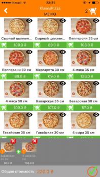 Klasna Pizza