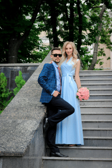 Love Story| Василий Стах и Алена