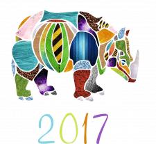 Постер для календаря