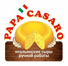 Логотип для домашньої сироварні