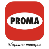 Парсинг сайта proma
