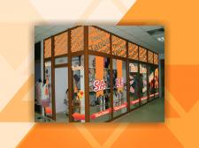 """Оформление бутика """"Taobao"""""""