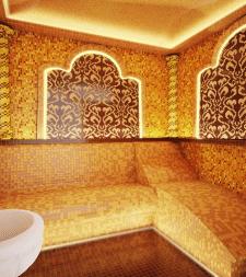 Хамам - дизайн и визуализация