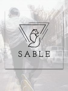 Логотип для бренда молодежной мужской одежды