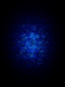 background blue cell