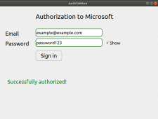 Перевірка наявності акаунта Microsoft
