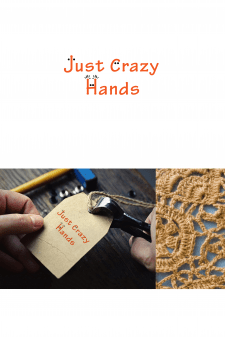 Логотип для JUST CRAZY HANDS
