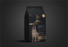 Packaging_Food for dog