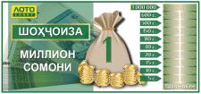 Дизайн лотерейного билета