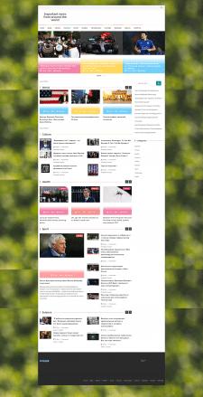 WorldxNews (Wordpress)