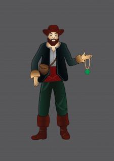 Персонаж для браузерной игры