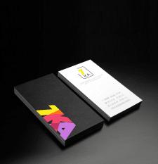 Логотип и визитка 7-КА