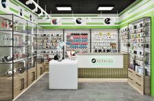 Дизайн магазина мобильных девайсов