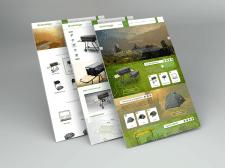 Дизайн сайту для TM MOUSSON