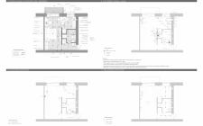 План расстановки мебели и оборудования квартиры