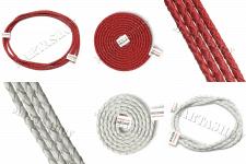 Съемка кожаных шнуров для интернет-магазина