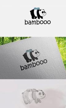 """Логотип """"Bambooo"""""""