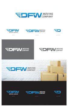 Логотип DFW один из вариантов