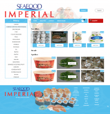 Seafood imperial