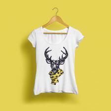 дизайн футболки Baratheon